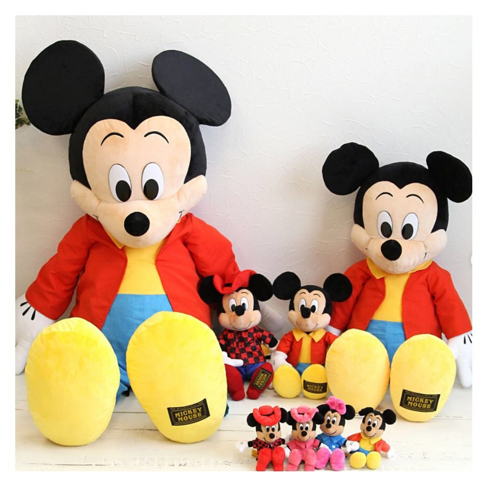 超可愛的米奇布偶、紙膠 萌小物~NIKO AND... 米奇聯名 MICKEY THE TRUE ORIGINAL 90 YEARS (28).jpg