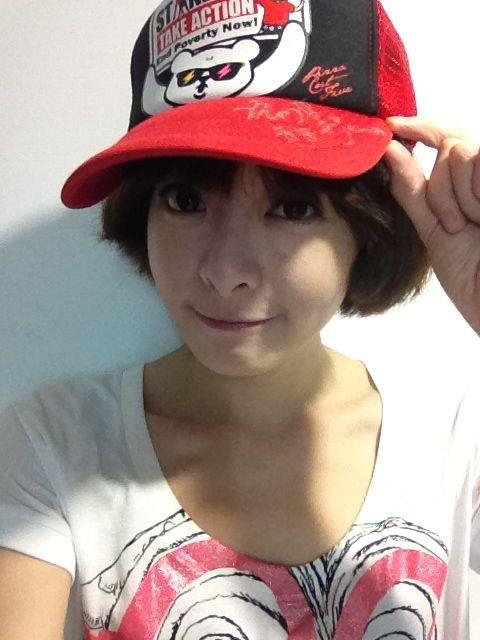 李依瑾網帽
