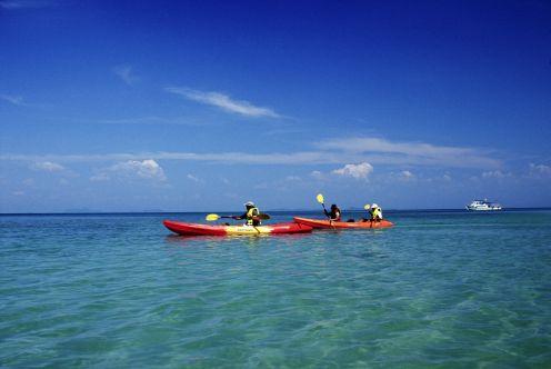 昌島-划船