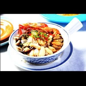 海鮮粉絲煲