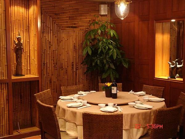 湄河餐廳內觀 2