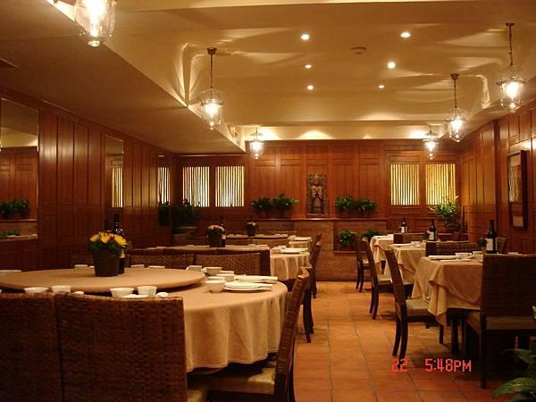 湄河餐廳內觀 1
