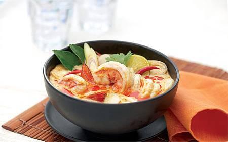 泰式酸辣湯-泰國貿易經濟辦事處提供
