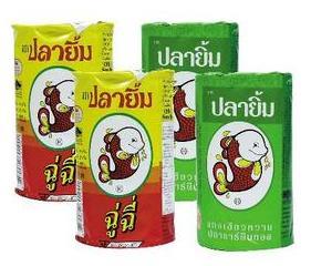 咖哩魚罐頭