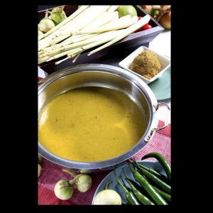 泰式青醬咖哩鍋