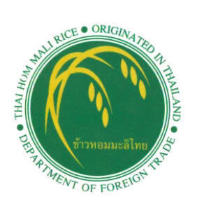 thai hom mali rice logo