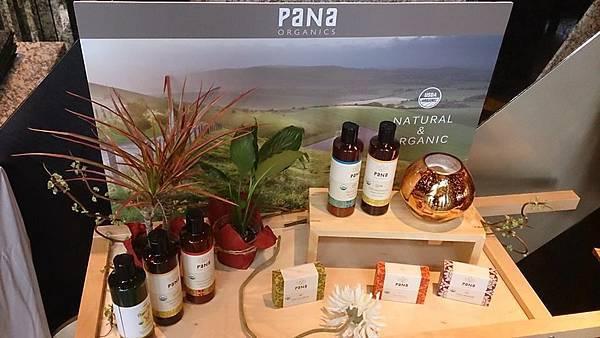 Pana Organics 新品發表會