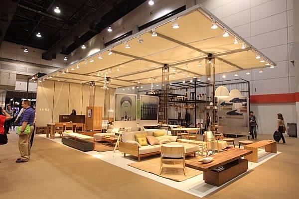 展內室內設計區
