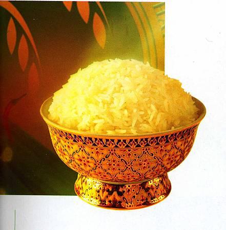 泰國米歷史