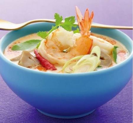 酸辣蝦湯-圖片來源-泰精選官網