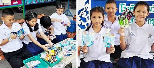 Ampol「魔術盒」計劃灌輸學童資源回收觀念