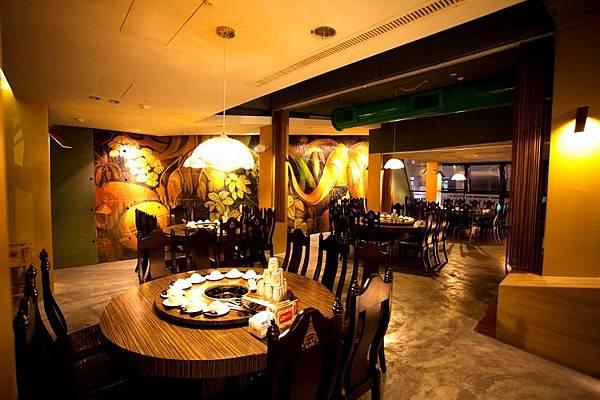 餐廳內景-員林