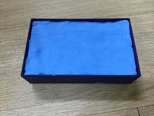 乳牙 紙黏土