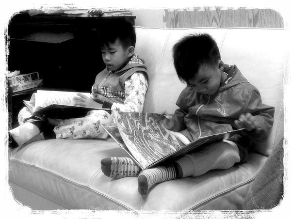 親子共讀 閱讀