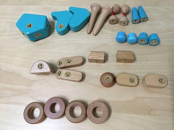 EQB變形木製玩具EQBOT & DINO
