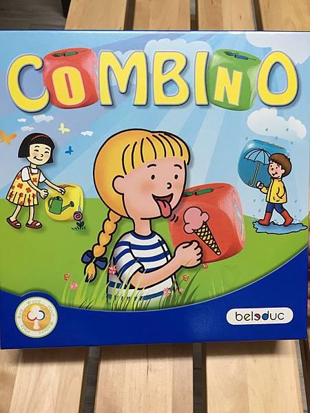 益智桌遊玩具-COMBINO