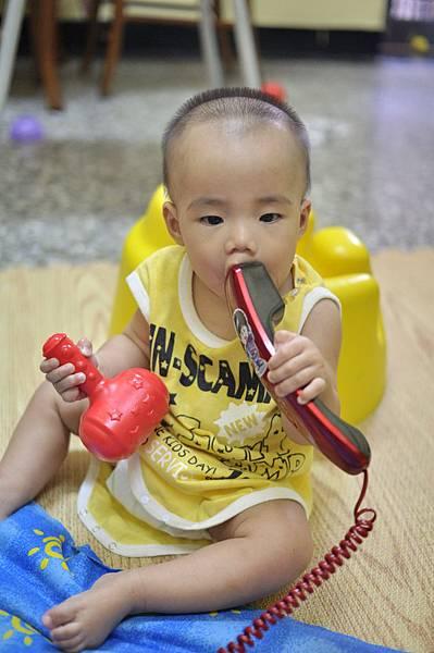 7-12個月寶寶/嬰幼兒親子遊戲