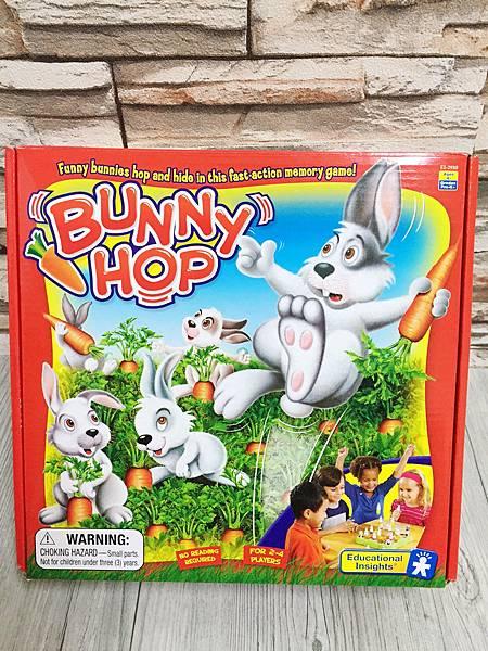 Bunny Hop Memory Game彈跳兔兔記憶遊戲
