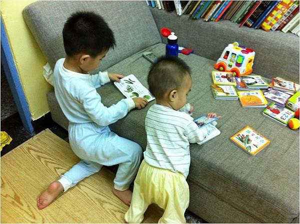 閱讀書寫基礎
