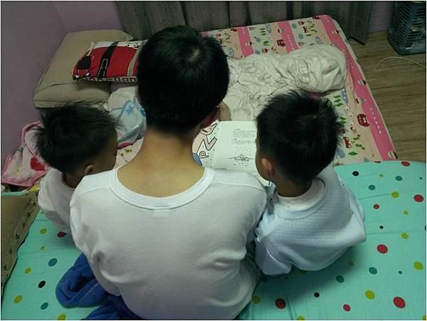 閱讀書寫基礎 親子共讀