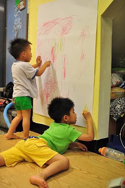 0-6歲建立握筆基礎的居家遊戲