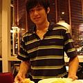 小雞&歐風水果盤.JPG