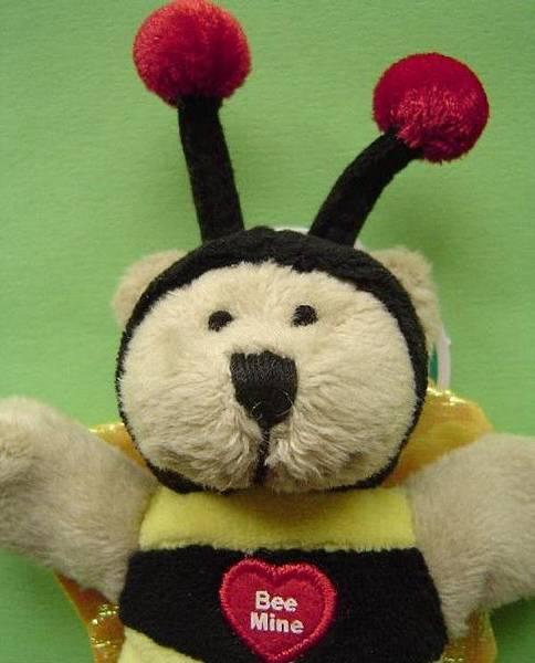 2005.01蜜蜂熊近照