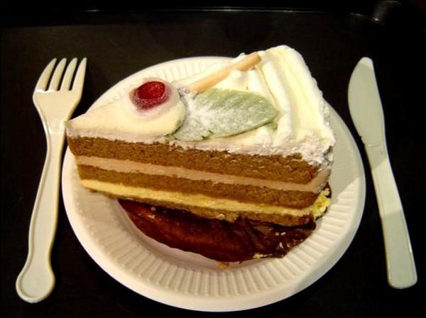 白色耶誕蛋糕