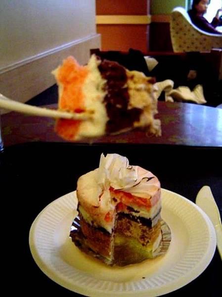 雪花風鈴蛋糕