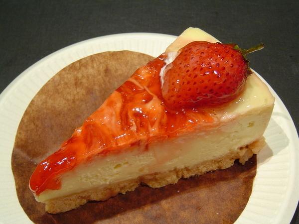 鮮莓起士蛋糕