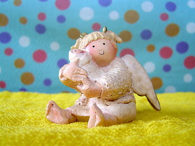 03年The Guardian Angels系列,娃娃天使(A03267)