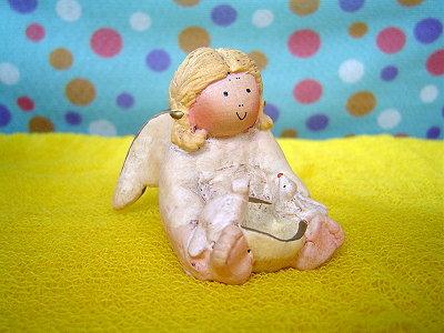 03年The Guardian Angels系列,鳥盆天使(A03272)