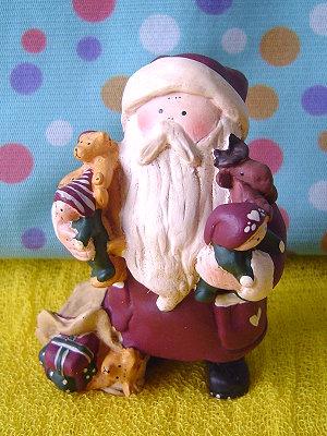 03年Father Christmas系列,溫柔擁抱(Cuddles of Tenderness)