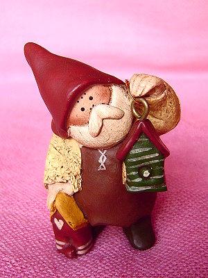 04年Gnomy's Friends系列,甜蜜的家(Home sweet Gnome)