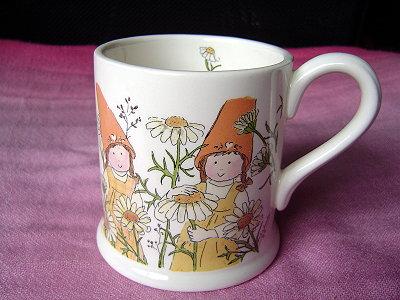06年Decorated Mug系列,愛在成長(Love Grows 大)