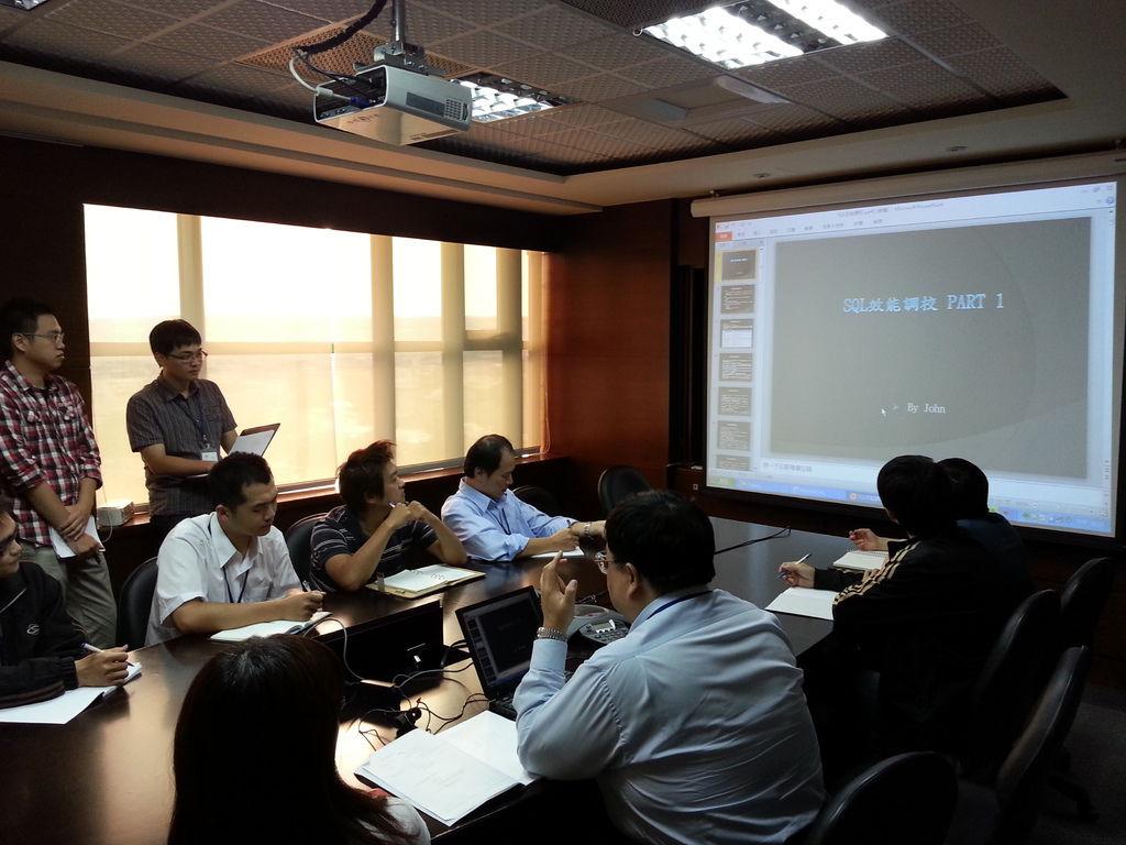 台灣新蛋的軟體工程師訓練
