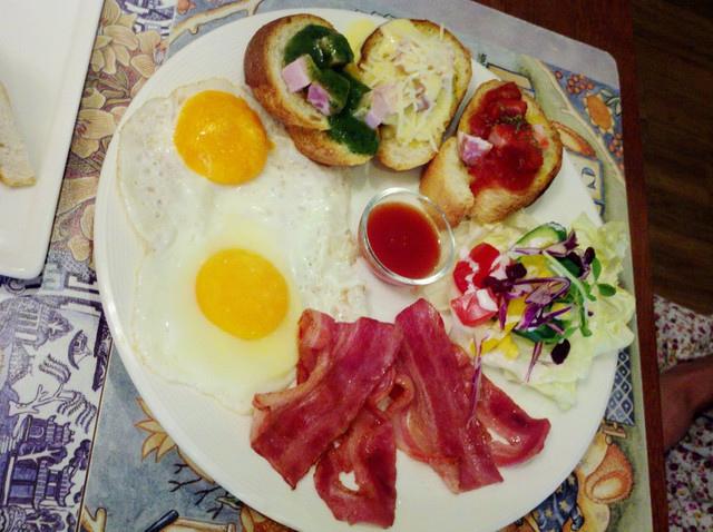 [食怪] 中原 – YA Bistro 鄉村田園早午餐