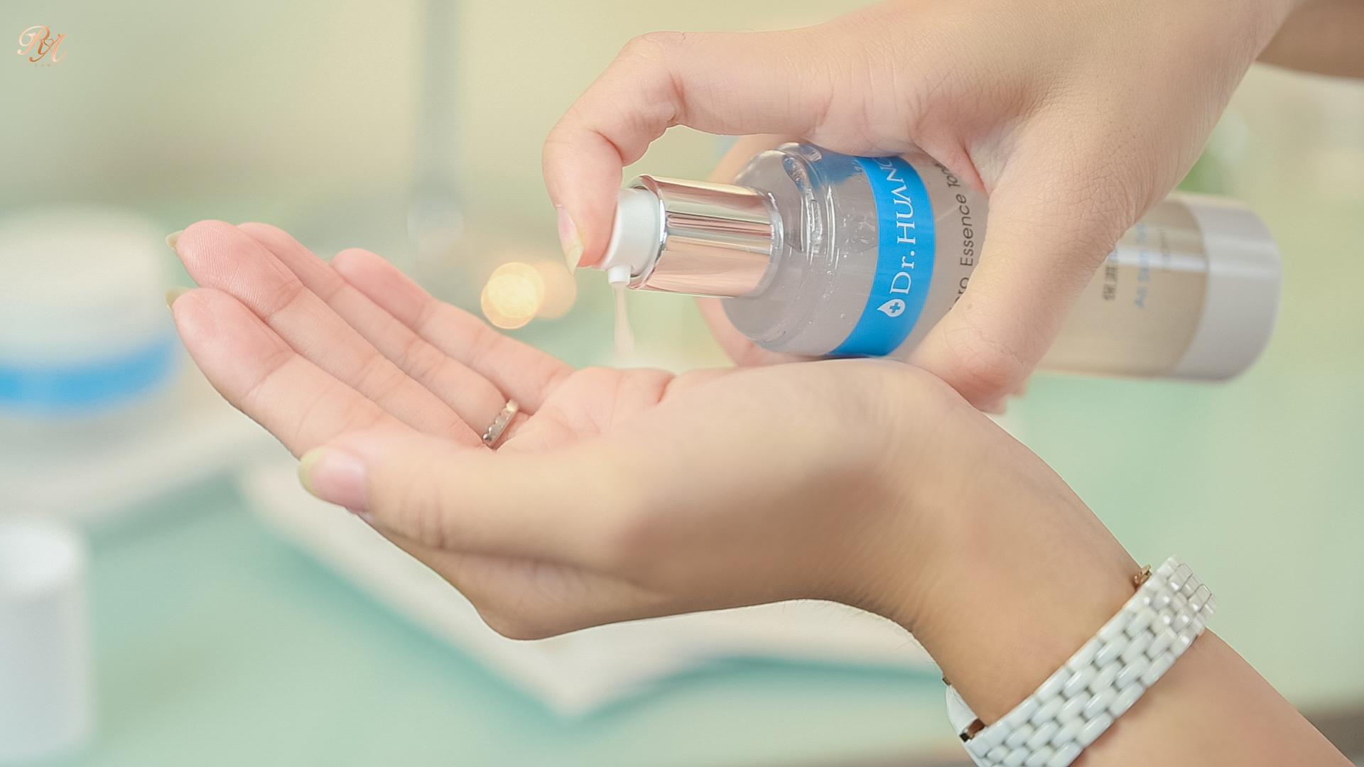 保濕微導精露取代化妝水精華液