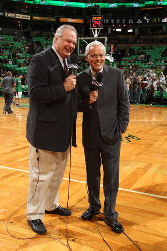Tommy Heinsohn; Mike Gorman.jpg