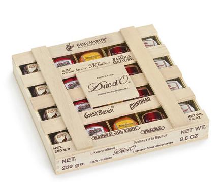 Duc d'O 黛朵綜合酒糖巧克力(250g)