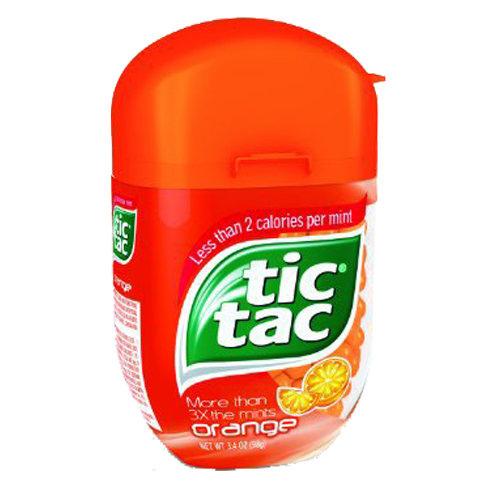 Tic Tac 爽口糖胖胖瓶 水果口味98g