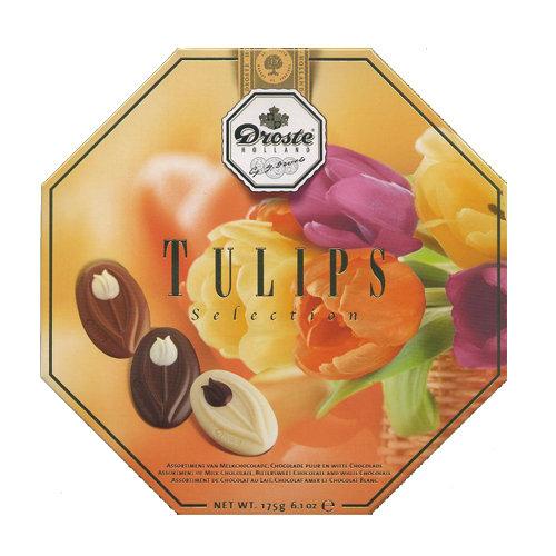 荷蘭 Droste 鬱金香巧克力禮盒175g