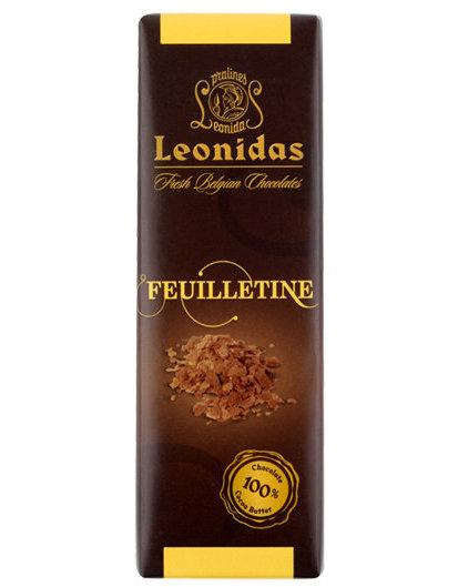 Leonidas 比利時 - 脆心巧克力50g