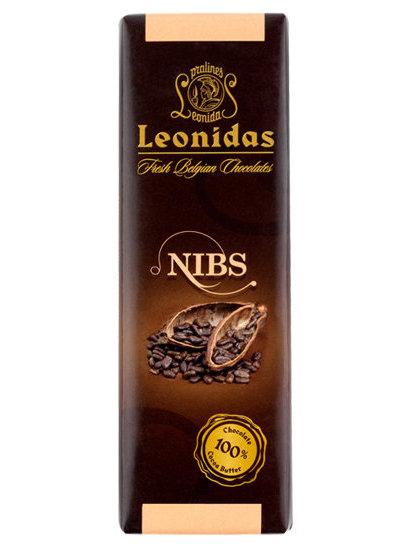 Leonidas 比利時 - 可可脆心醇黑巧克力 50g