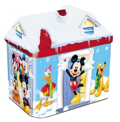 聖誕限定*義大利Zaini 阿尼驚喜蛋(米奇音樂盒)150g