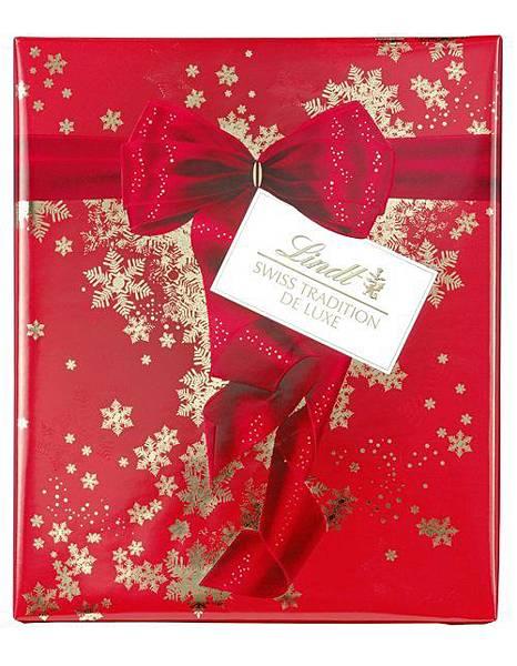 *聖誕限定*Lindt聖誕巧克力禮盒415g