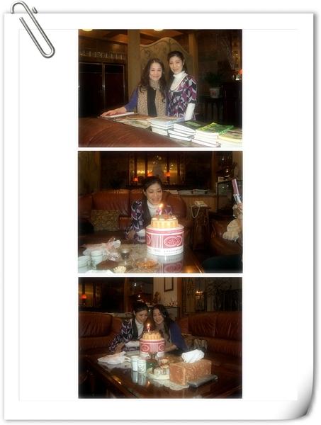 美和子 & 佳子 小姐  在慶生