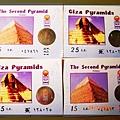金字塔各區的票長這樣