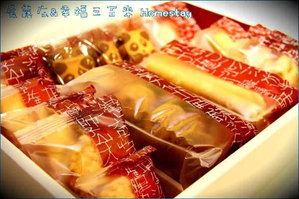 種類豐富的奇華餅家禮盒