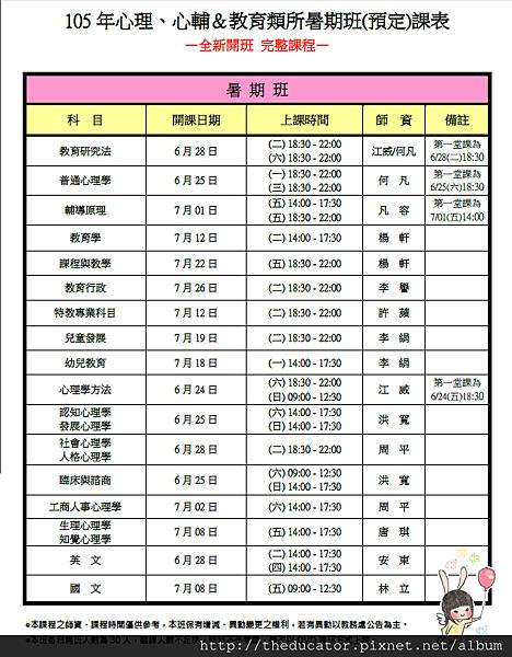 105暑預定開課課表 0506.PNG
